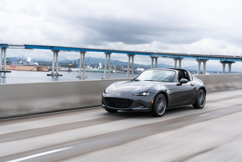2019 Mazda MX-5 Miata RF: The Bruno Mars of Sports Cars
