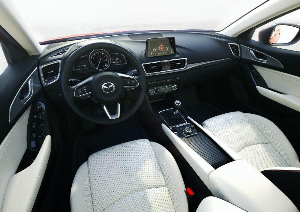 2017 Mazda3 Interior 029