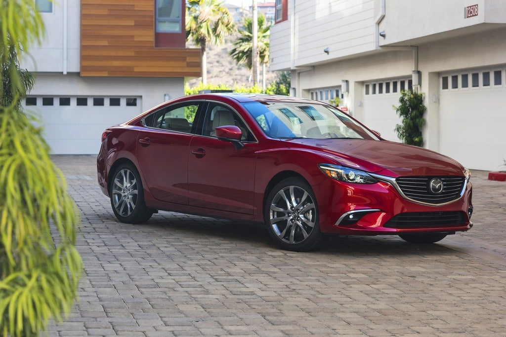 Mazda6 Gets New Amenities In Mid-Cycle Refresh