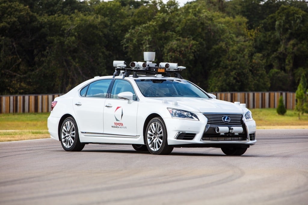 Toyota Announces New Partnership To Advance Automated Driving