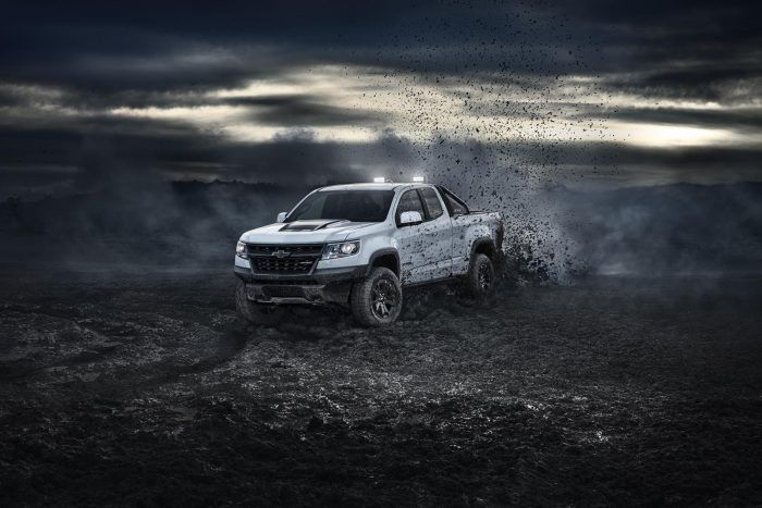2018 Chevrolet Colorado ZR2 Dusk Edition 091