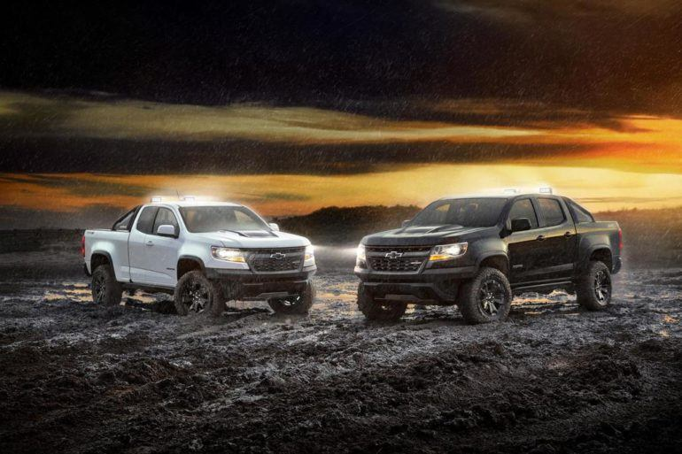 Chevy Reveals New, Special Edition Colorado Models 20
