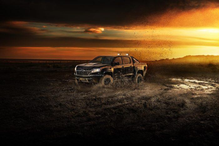 2018 Chevrolet Colorado ZR2 Midnight Edition 088
