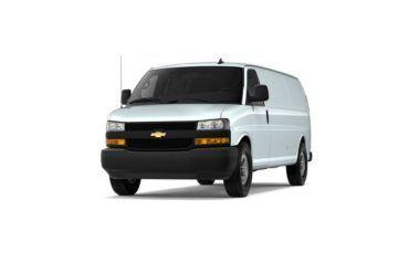 2018 Chevrolet Express Cargo 01