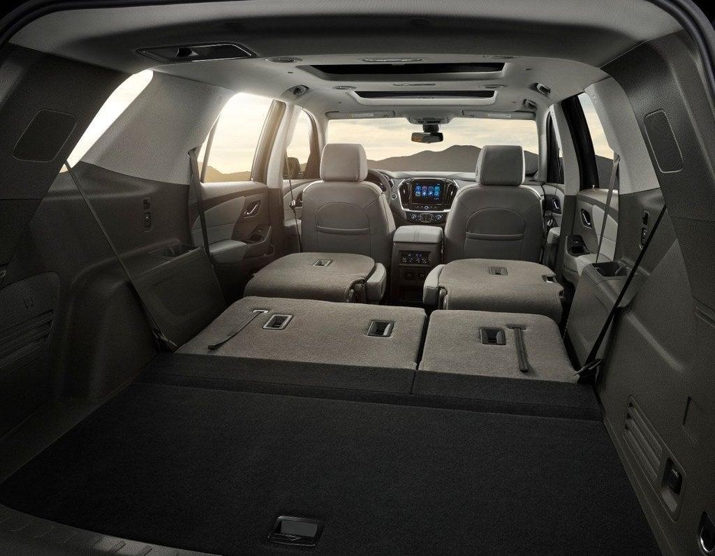 2018 Chevrolet Traverse 008