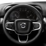 213053 New Volvo XC40 interior