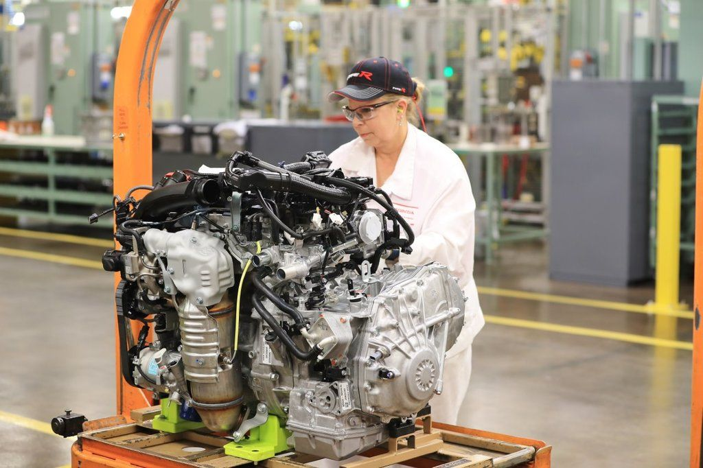 Honda Engine Production Hits 25 Million In Ohio