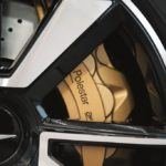 Exterior brake high