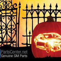 Free Performance Car Pumpkin Carving Patterns