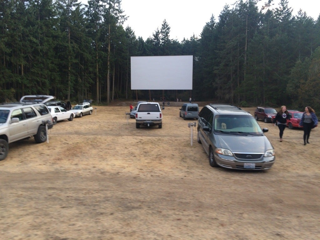 Drive-In Movie Theaters Are Alive And Well
