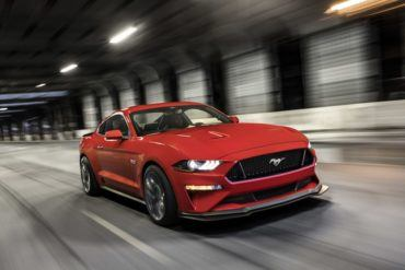 Mustang Performance Pack Level 21