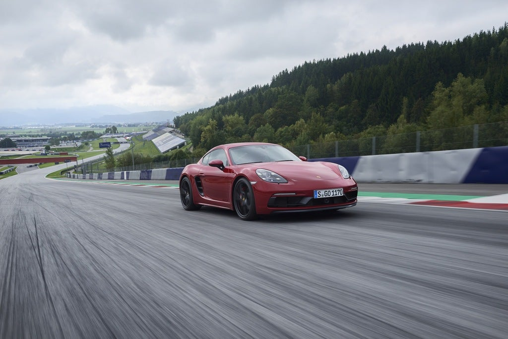 2018 Porsche 718 GTS: The Cayman With A Sharper Bite