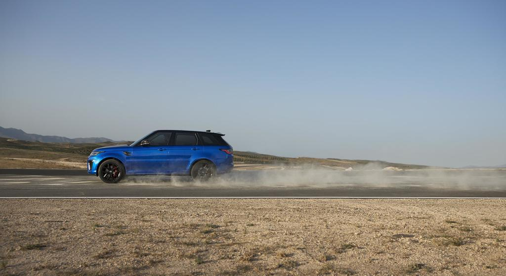 2018 Range Rover Sport Gets Significant Design And Tech Updates