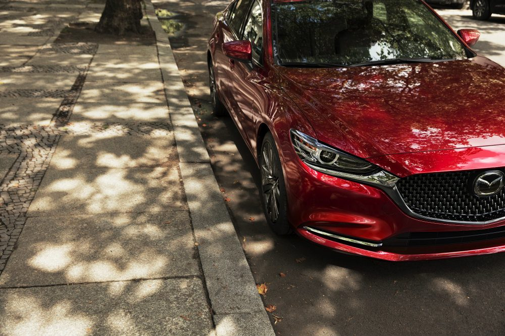 New Mazda6 To Debut At Los Angeles Auto Show