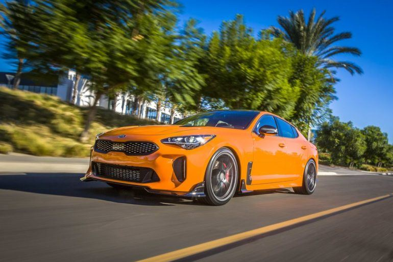 Kia Offers Performance-Oriented Test Drives For SEMA Attendees 17