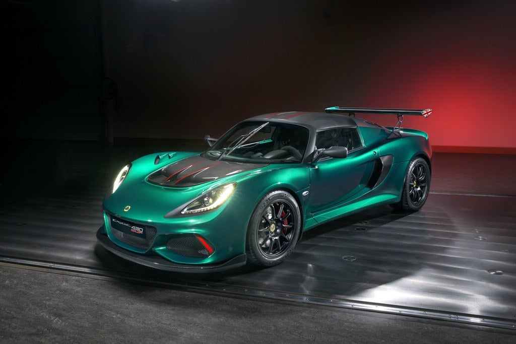 Lotus Unveils Unlimited Edition Exige Cup 430