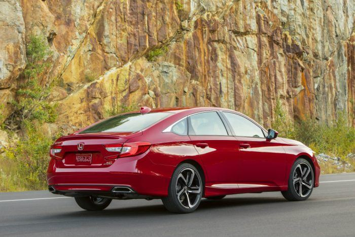 2018 Honda Accord Sport 2