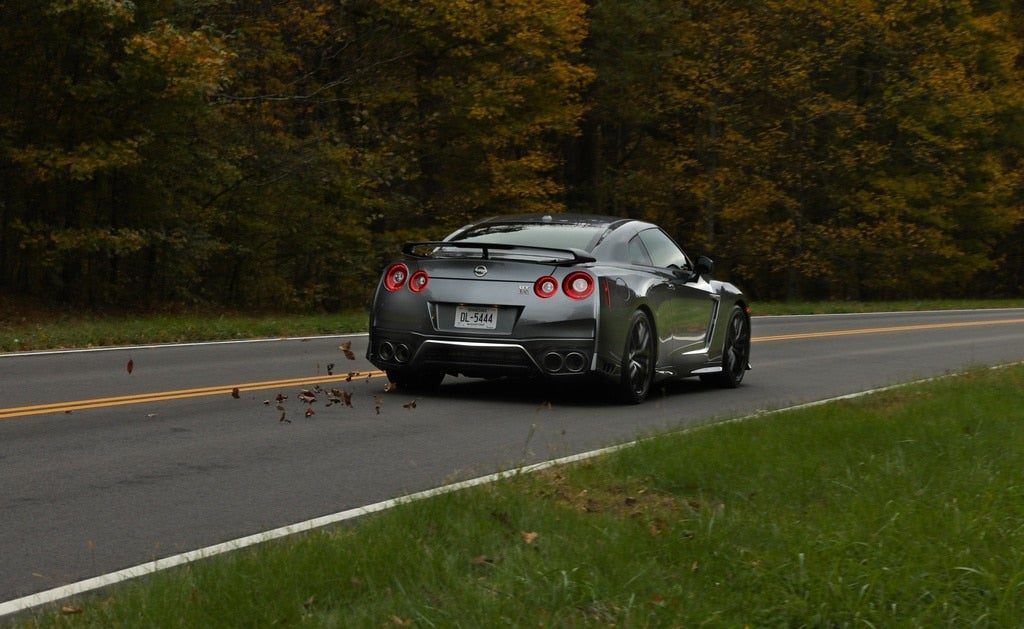 2018 Nissan GT-R Arrives With New Trim Levels & Packages