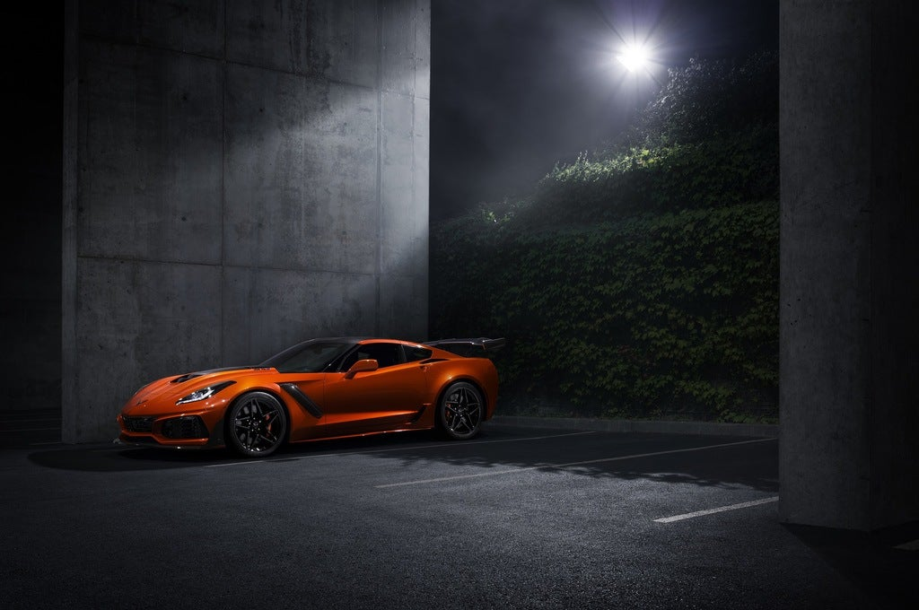 2019 Chevrolet Corvette ZR1 002