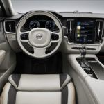 215834 Volvo V90 Cross Country Volvo Ocean Race interior