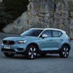216722 New Volvo XC40 exterior