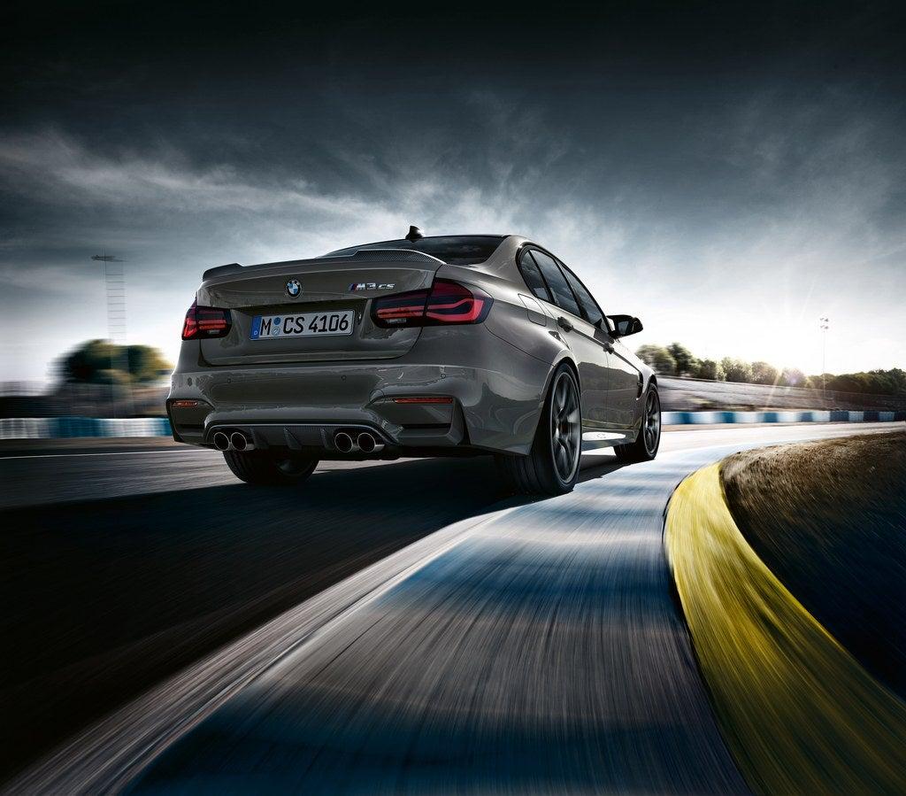 2018 BMW M3 CS: The Bavarian Powerhouse
