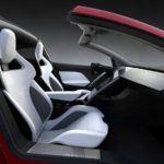 Roadster Interior