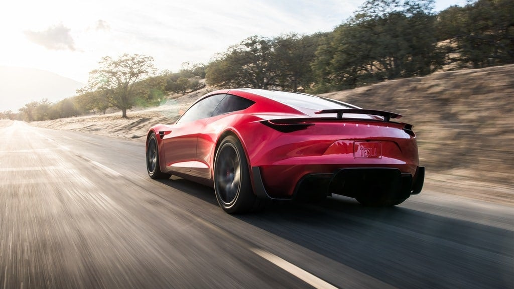 Tesla Roadster Revealed (And It's Powerful) 21