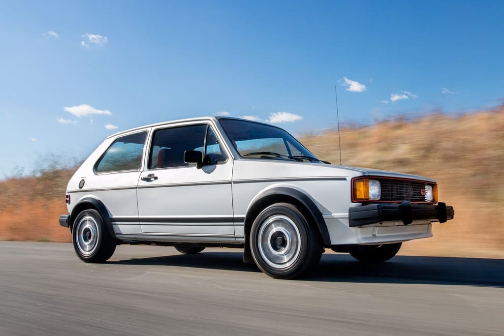 Examining 40 Years of The VW Golf (aka Rabbit)