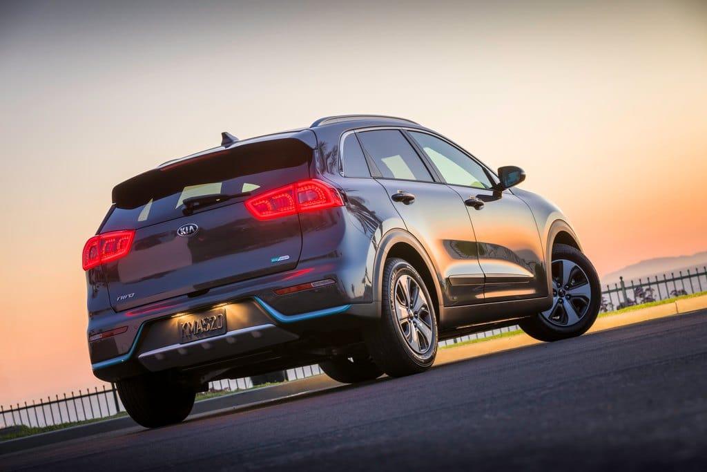 Can Hybrid Niro Jump Start Another Car