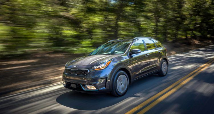 2018 kia niro phev ex premium review. Black Bedroom Furniture Sets. Home Design Ideas