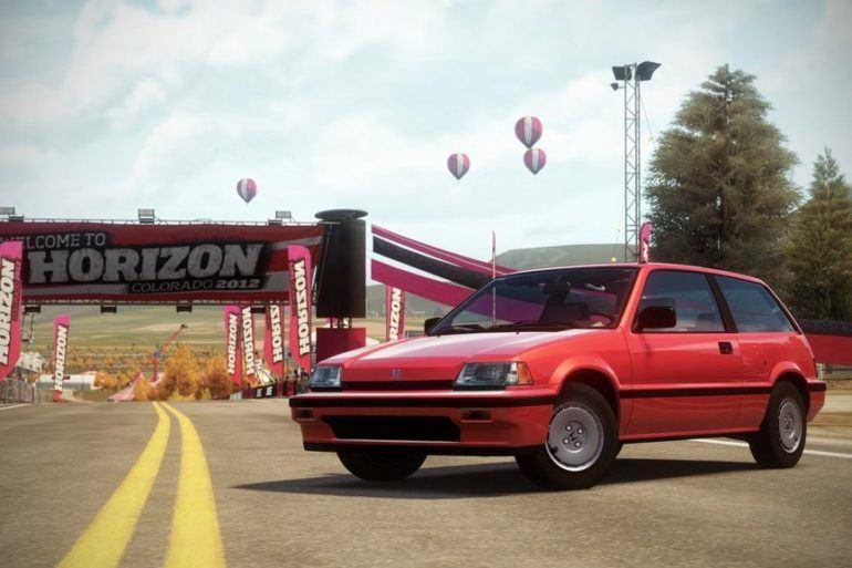 1986 Civic Si