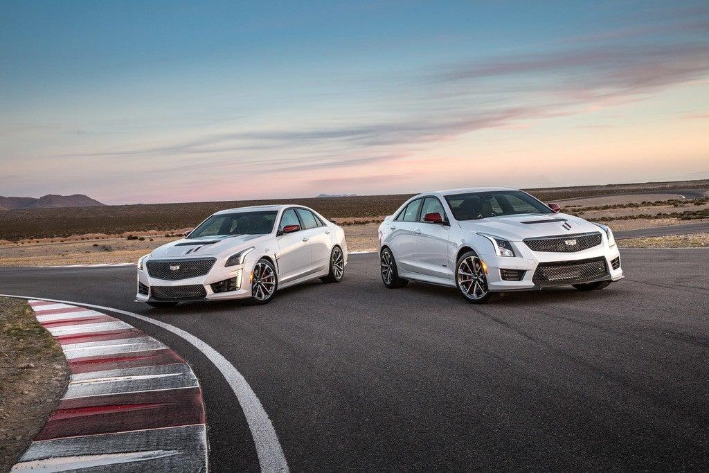 2018 Cadillac ATS V and CTS V Championship Editions 001
