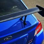 2018 Subaru WRX STI Type A wing