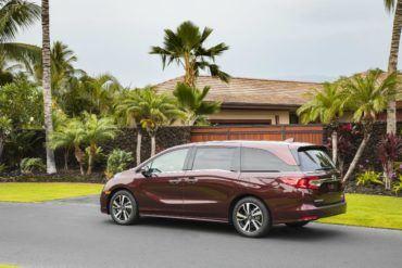 2018 Honda Odyssey 030
