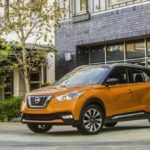 2018 Nissan KICKS  orange 3 4