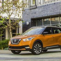 2018 Nissan KICKS  orange 3 4 200x200 - 2018 Nissan Kicks Makes A Punch In Los Angeles