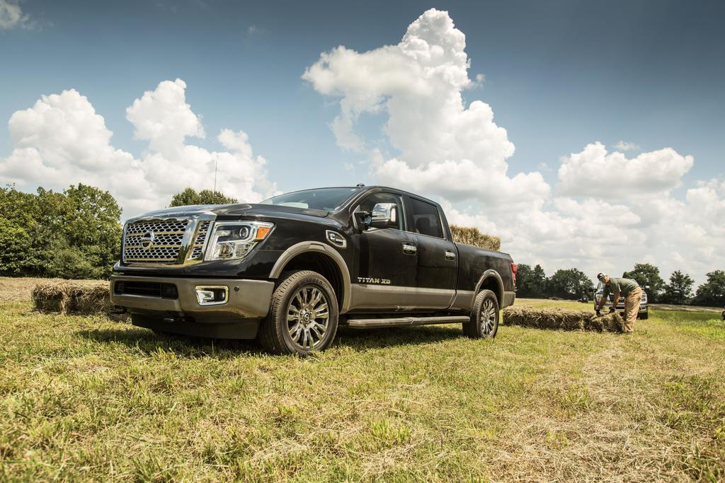 2018 nissan titan titan xd pricing performance overview. Black Bedroom Furniture Sets. Home Design Ideas