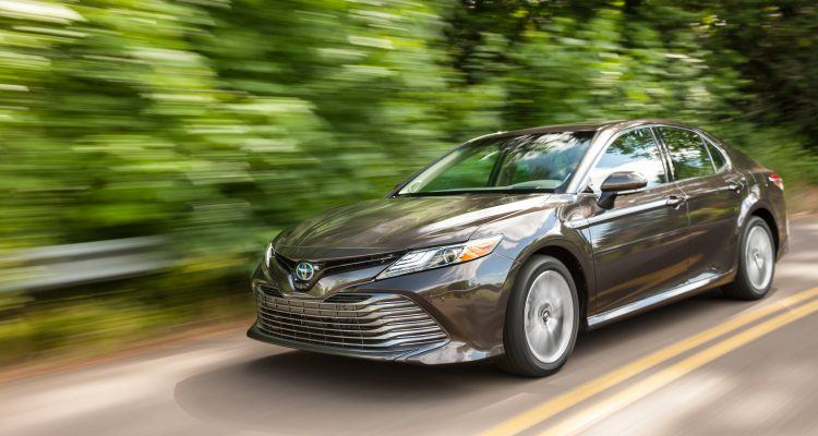 2018 toyota camry hybrid xle review. Black Bedroom Furniture Sets. Home Design Ideas
