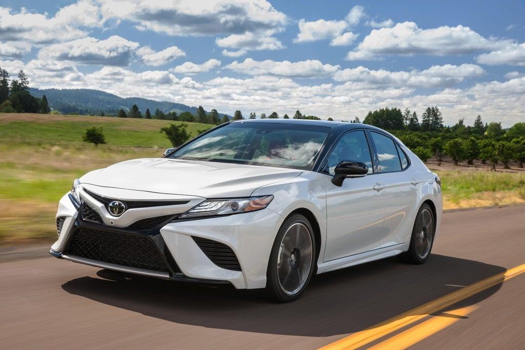 Auto Nation Toyota >> 2018 Camry Se Vs Xse | Motavera.com