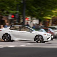 2018 Toyota Camry Xse V6 Sedan Review