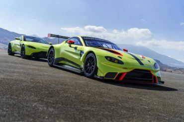 Inside The 2018 Aston Martin Racing Vantage GTE 18