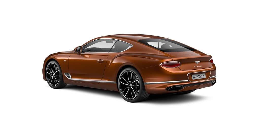 Bentley Continental GT First Edition 2