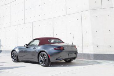 Mazda MX 5 IPM1 SRC US 2017 HIGH RQ Darkcherry