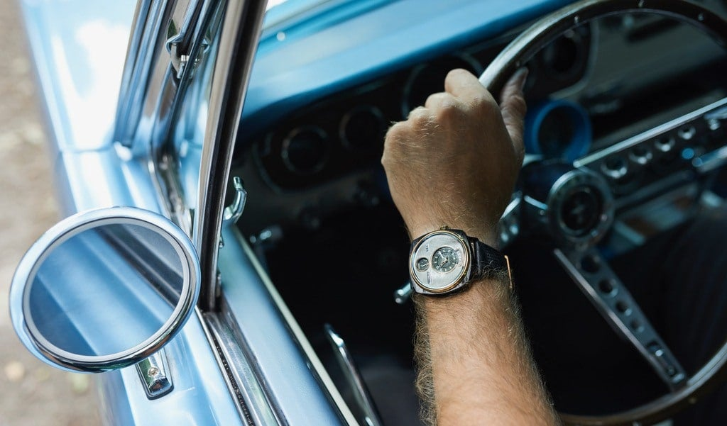 This Denmark-Based Watch Company Is Giving Old Mustangs New Life