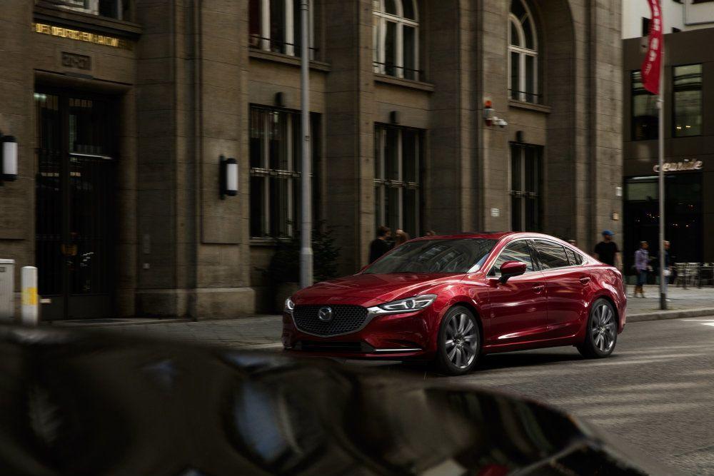New Mazda6 09