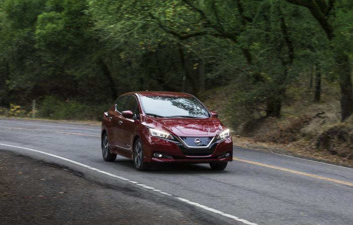 Cruising Through Napa Valley In The 2018 Nissan Leaf 22