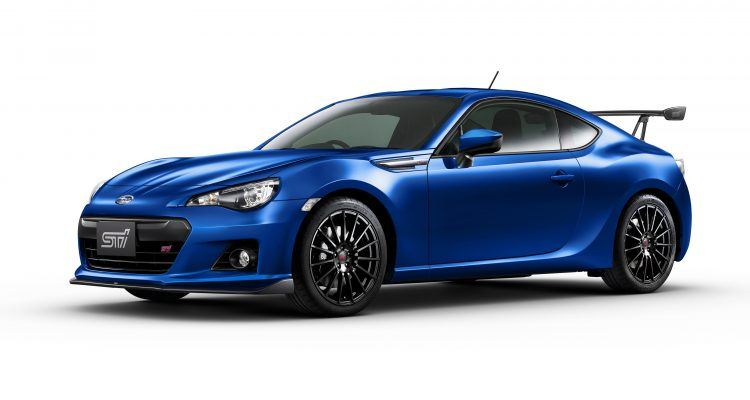 2017 Subaru Brz Limited >> 2018 Subaru BRZ tS Arrives This Spring, Limited To 500 Units