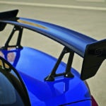Subaru BRZ tS big wing