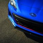 Subaru BRZ tS front